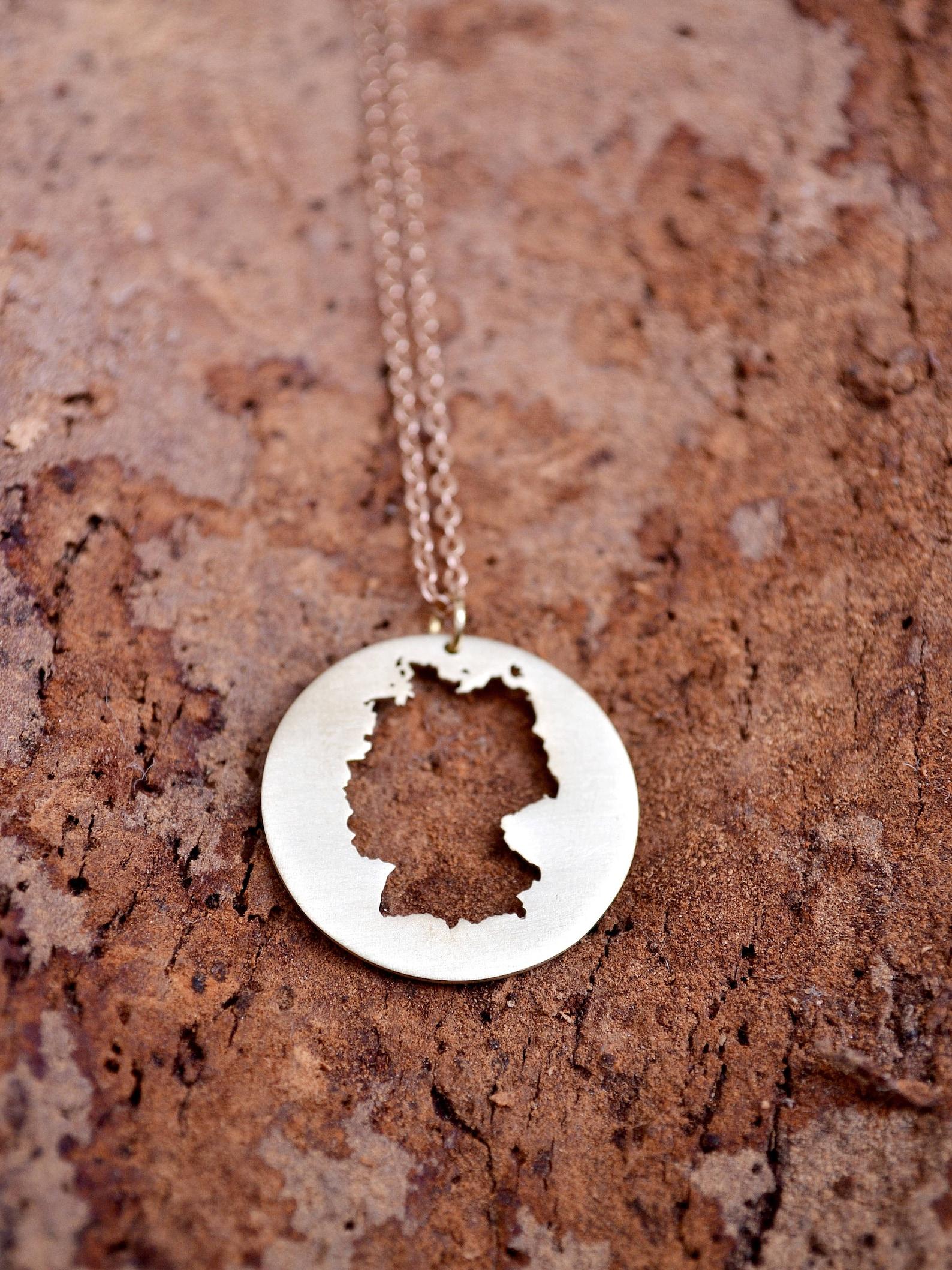 Germany Necklace