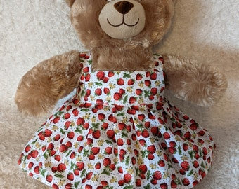 American Handcrafted Vintage Styled Children/'s Teddy Bear ~ Summer