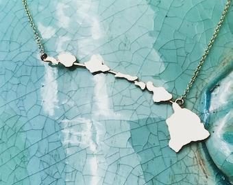 Original Hawaiian Islands Necklace