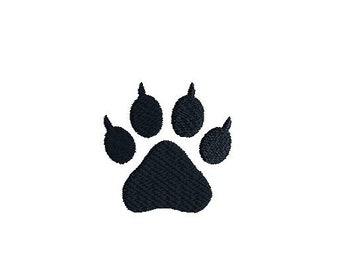 Cat paw print | Etsy