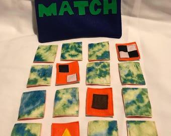 Mini Memory Matching Game