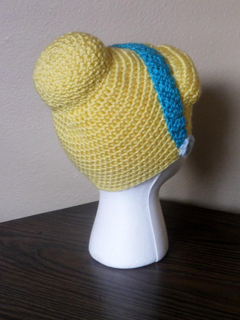 Crochet Cinderella Wig Toddler-Adult Sizes PATTERN