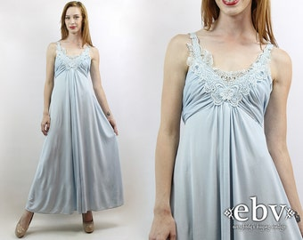 Sequin Dress Evening Gown Glam Dress 70s Party Dress NYE