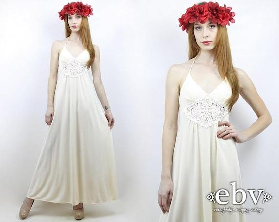 Hippie Wedding Dress Hippie Dress Hippy Dress Boho Dress Hippy Etsy
