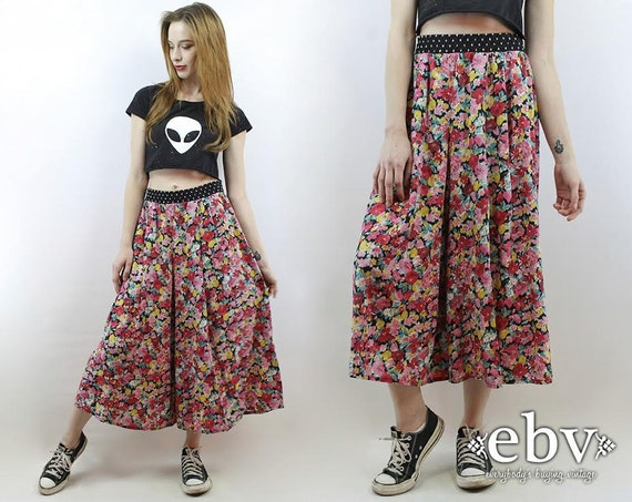 6498f0a1e84 Festival Pants 90s Pants Floral Pants Plus Size Pants Plus