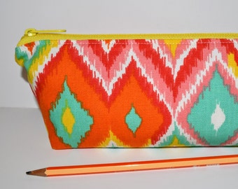 Colorful Zipper Bag
