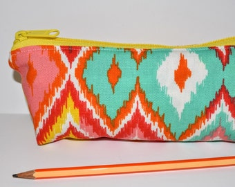 Colorful Zipper Pouch