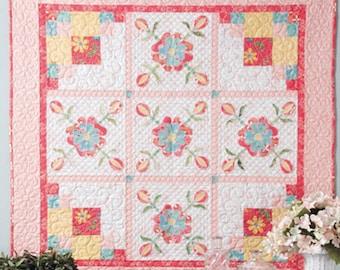 Quilt Roses Pattern PDF