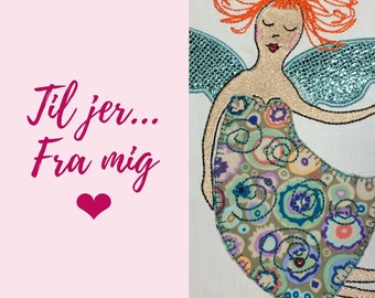 My Mermaid Angel - special offer - lots of 'HYGGE' with her around