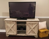 THE JACKSONVILLE tv stand with storage