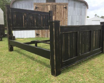 Popular Items For Reclaimed Wood Bed