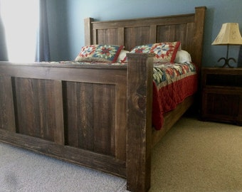 THE GRIFFIN bed frame