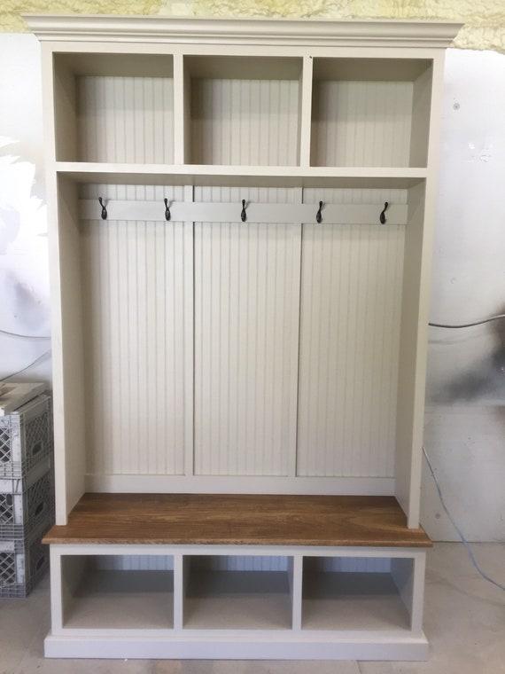 Entryway Bench With Storage/entryway | Etsy