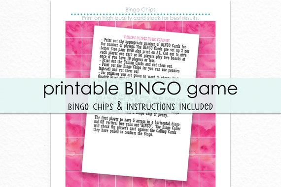 It is a graphic of Printable Bingo Chips with regard to red
