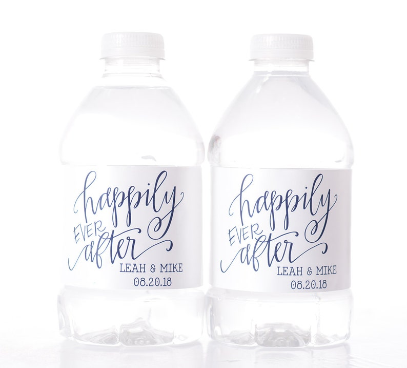 Wedding Water Bottle Labels.Vintage Wedding Water Bottle Labels Cute Wedding Labels Happily Ever After Wedding Stickers Bottle Labels For Weddings Vin Hea