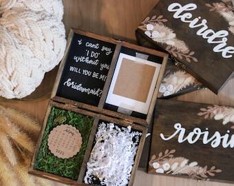 Bridesmaid Box Gifts
