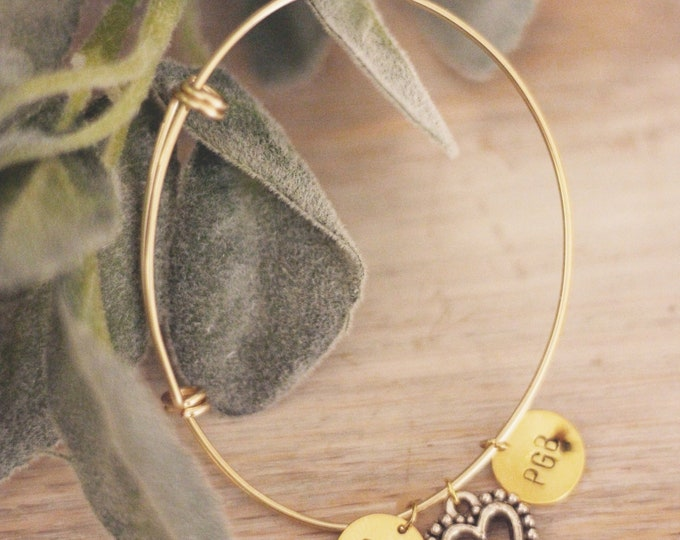 The Sweetheart Bangle