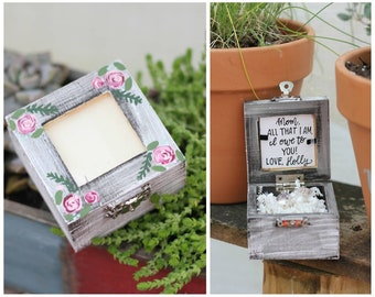Mother of the Bride Photo Box