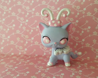Lps Short Hair Cat Etsy