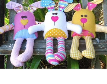 The Carrot Club PDF Soft Toy Pattern  64f40565e