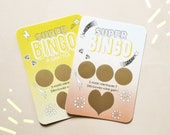Scratch card game to customize, gift voucher, pregnancy announcement, marriage request, witness request, godmother request, sponsor request