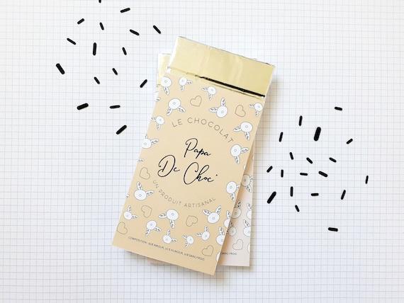 Fête Des Papas Chocolat Bonne Fête Papa Anniversaire Papa Cadeau Papa Cadeau Fête Des Pères Cadeau Original Fête Papa