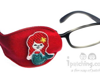 Kids and Adults Orthoptic Eye Patch For Amblyopia Lazy Eye Occlusion Therapy Treatment Design #21 Bird Yellow on Yellow