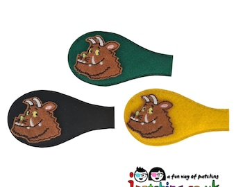 Kids and Adults Orthoptic Eye Patch For Amblyopia Lazy Eye Occlusion Therapy Treatment Gruffalo Design