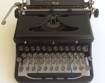 Royal Typewriter Model O