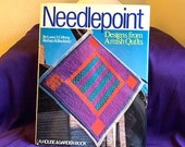 Needlepoint Designs from Amish Quilts 4005-GBR