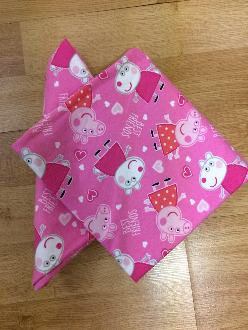 Large Baby Receiving Blanket Set