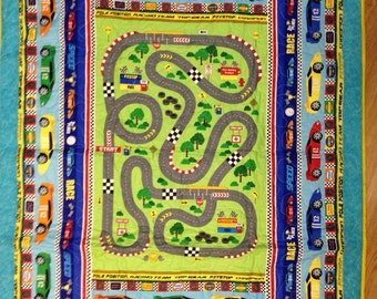Quilted Childs Playmat