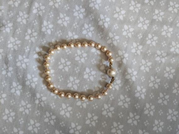 Vintage Faux Pearl Set - image 5
