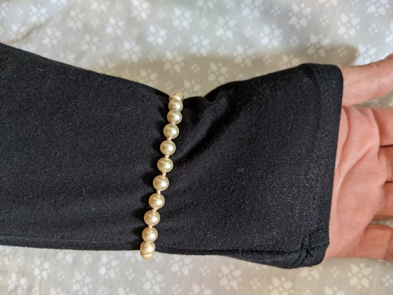 Vintage Faux Pearl Set - image 4