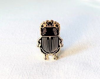 Beetle Lapel Pin
