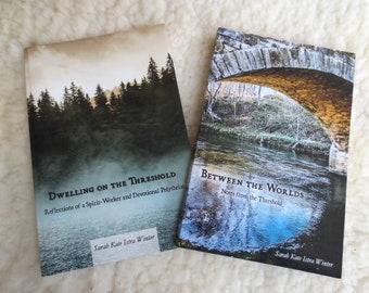 Devotional Polytheism & Spiritwork Book Set - Paperbacks Signed By Author - Paganism Shamanism Animism Mysticism