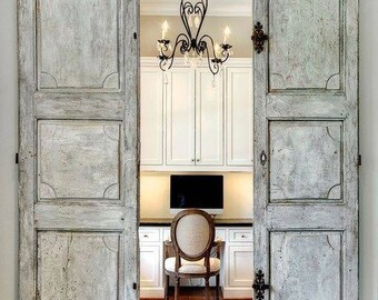 Vintage door Replica,   Vintage doors, Barn Door, Barn Doors Custom Made  by Foo Foo La La Sold Individually Marie