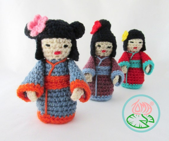 36 Japanese Crochet Amigurumi Animals and Dolls Ideas and Images ... | 477x570