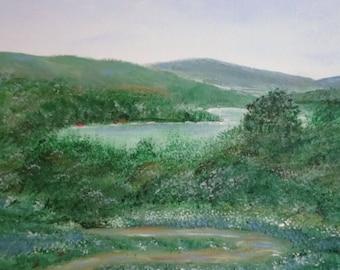 Green Lake, Tully NY