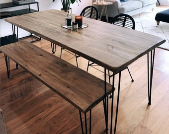 Modern dining table | Etsy