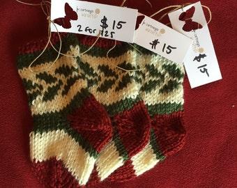5f7d87ebf44 Mini christmas stockings