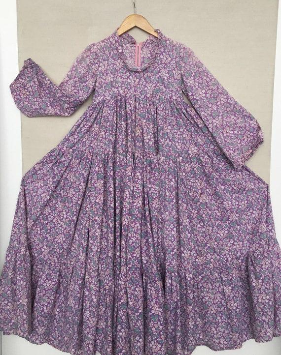1970's Praire Dress
