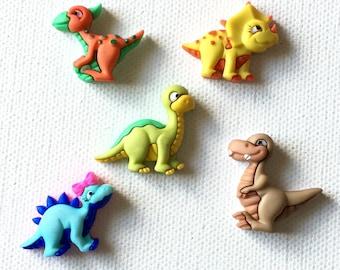 Dinosaur Magnets, Dinosaur Thumbtacks, Dino Magnets, Dino Thumbtacks, Dinosaur Refrigerator Magnets, Dinosaur Fridge Magnets, Office