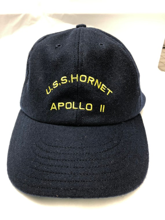 Limited edition! Celebrate the 50th anniversay of the Apollo 11 Moon landing and successful pickup from the sea by the USS Hornet.