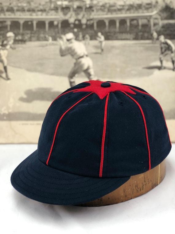 Rough and Readys of Stockbridge Vintage Baseball Team Cap.