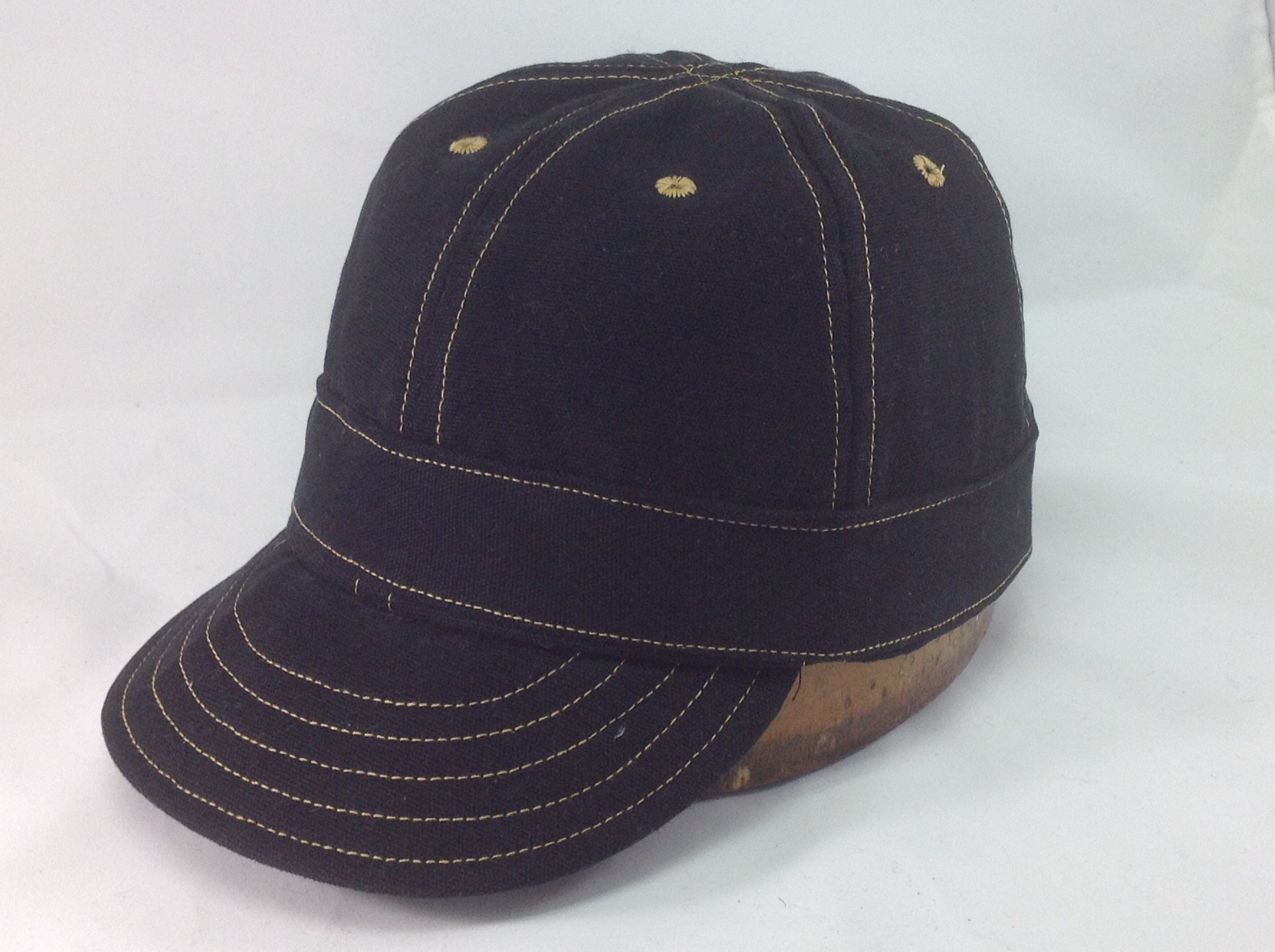 Mechanics cap - custom made to order, six panel cap with