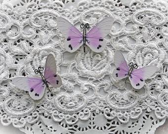 Reneabouquets Butterfly Set -  Sweet Dreams Premium Paper Butterflies In Lavender