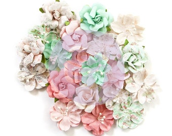 Prima Marketing Havana Flower Embellishment In Style~ Miranna  New Release In Stock Ready To Ship