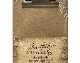 Ranger Tim Holtz Idea-ology Mini Clipboard