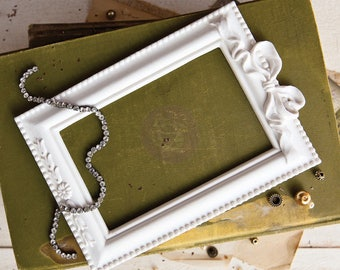 Prima Memory Hardware Resin Frames-Marseille Grand Frame, Frank Garcia Embellishments, New Release In Stock And Ready To Ship!